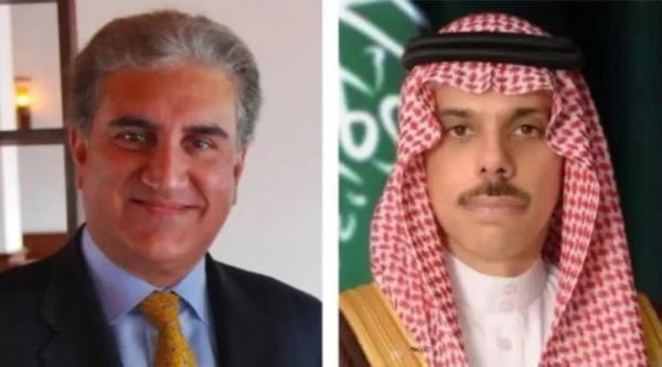 وزير الخارجية يبحث مع نظيره الباكستاني تطورات الأوضاع في فلسطين
