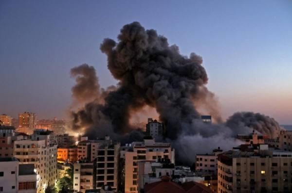 136 شهيداً و1300 مصاب في العدوان الإسرائيلي على غزة