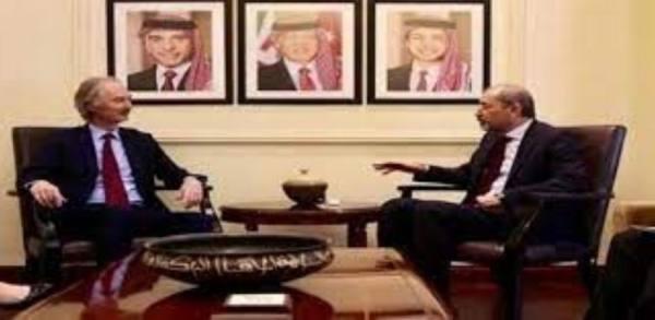 وزير الخارجية الأردني يبحث مع مسؤول أممي جهود وقف التصعيد في فلسطين