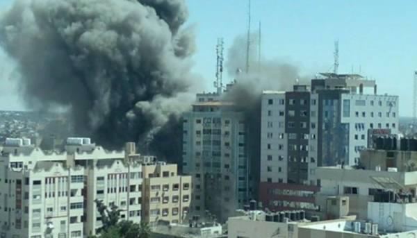 بعد تدمير إسرائيل مبنى يضم مكاتب وكالة اسوشييتد برس الأمريكية في غزة