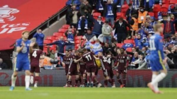 ليستر سيتي لأول مرة يحقق كأس انجلترا ومن أمام تشيلسي