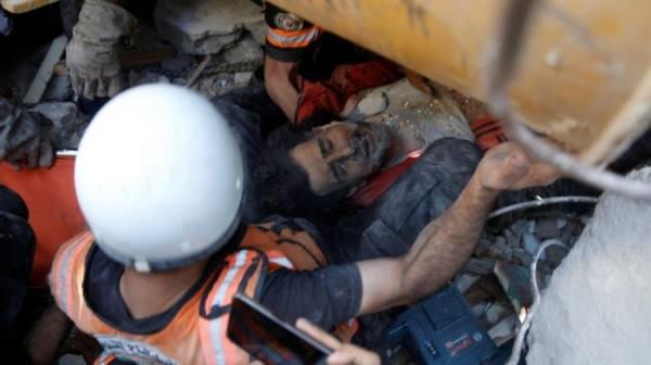 الصحة الفلسطينية :  181 قتيلاً بينهم 52 طفلاً و31 سيدة وإصابة 1225 بجروح مختلفة في غزة