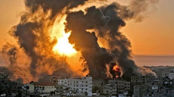 إسرائيل تواصل استهداف غزة بـ 100 غارة جديدة