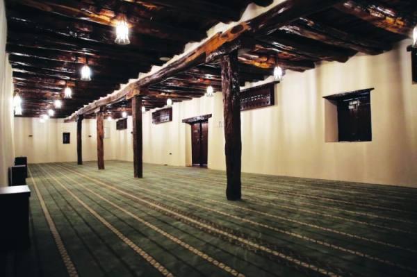 مسجد المضفاة في بللسمر.. تاريخ 400 عام