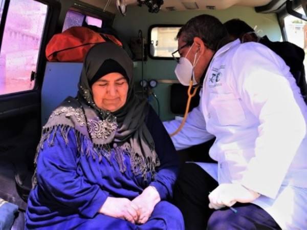 مركز عرسال يواصل تقديم خدماته الطبية للاجئين السوريين