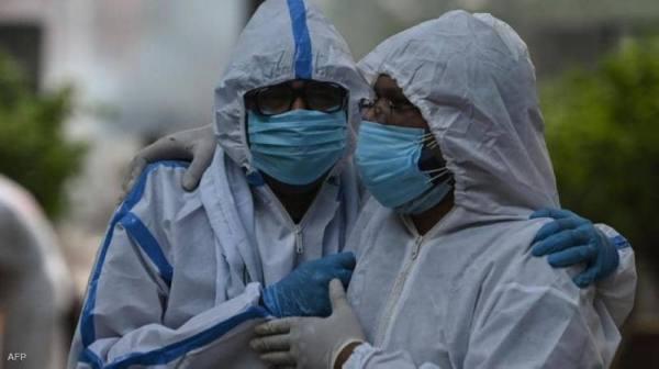الهند: تراجع الحالات اليومية للمرة الأولى منذ أسابيع