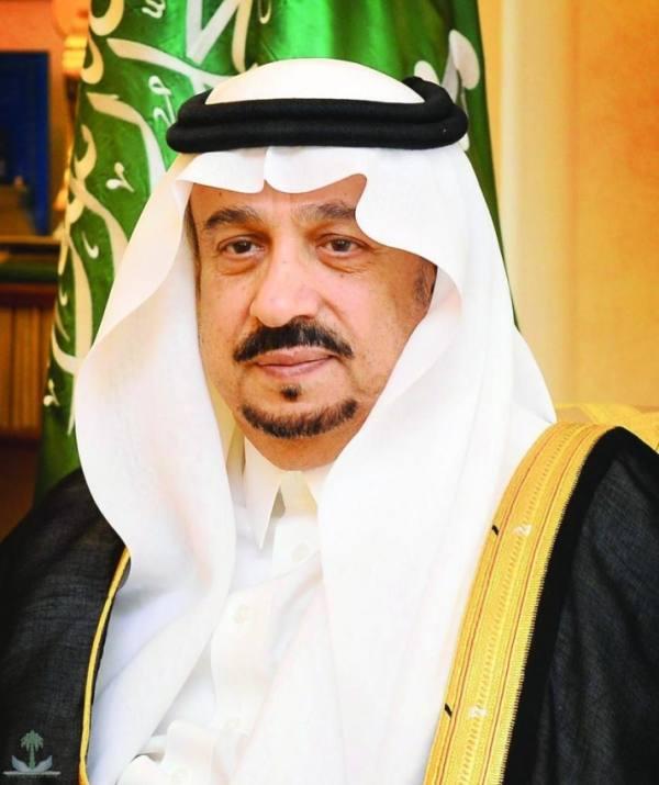 أمير الرياض يطلع على تقرير تطبيق