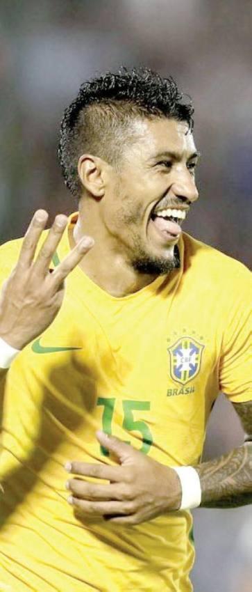 النصر يتفق مع الدولي البرازيلي باولينهو