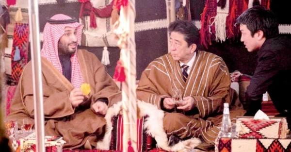 السعوديون بصوت واحد: بدوي وأفتخر