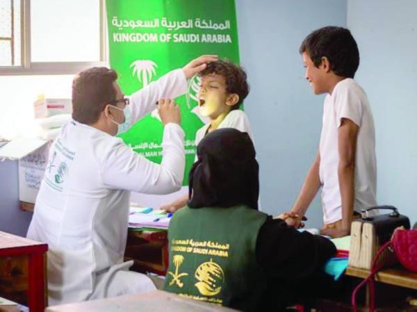 «سلمان للإغاثة» يواصل تنفيذ مشروع دعم الخدمات التعليمية في اليمن
