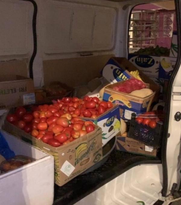 أمانة مكة تصادر 678 كيلوجراماً من الخضروات والفواكه