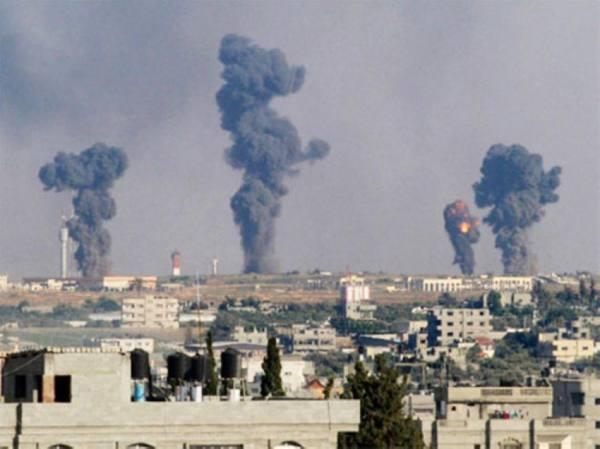 بمبادرة مصرية.. وقف إطلاق نار غير مشروط في غزة