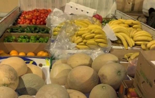أمانة مكة تصادر 678 كلجم من الخضروات والفواكه