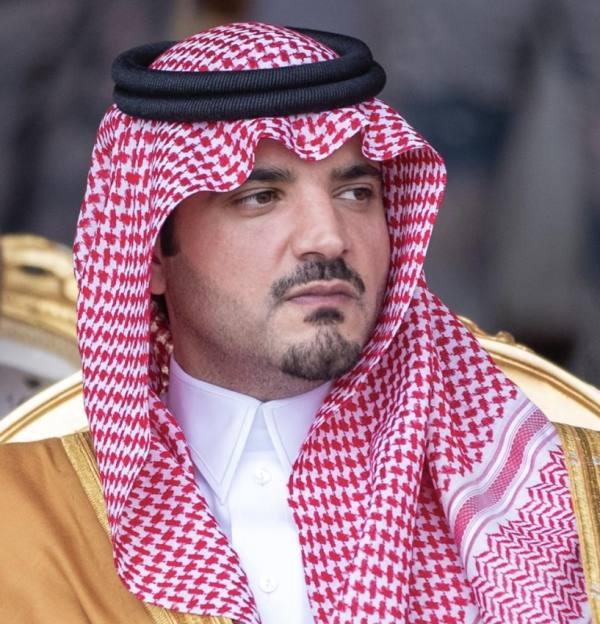عبدالعزيز بن سعود لـ