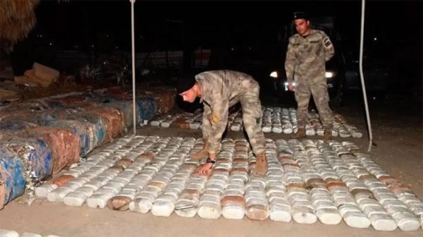 لبنان تعلن ضبط 4 أطنان حشيش في طريقها إلى مصر