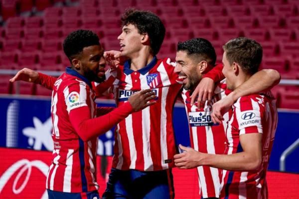أتلتيكو مدريد يحصد الدوري الاسباني للمرة الـ11 في تاريخه
