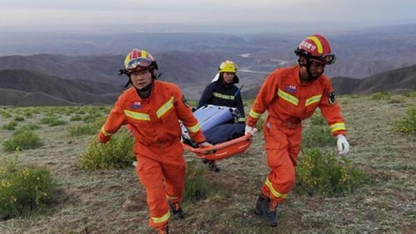 مصرع 20 شخصاً على الأقلّ خلال ماراثون جبلي في الصين بسبب عاصفة فجائية