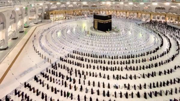 مسارات جديدة لتنظيم الدخول والخروج من المسجد الحرام