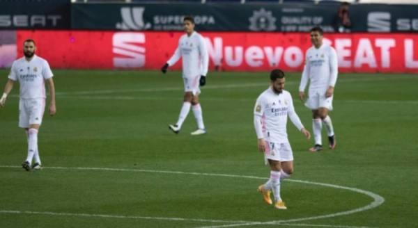 لأول مرة منذ 11 عاما.. ريال مدريد من دون لقب في الموسم