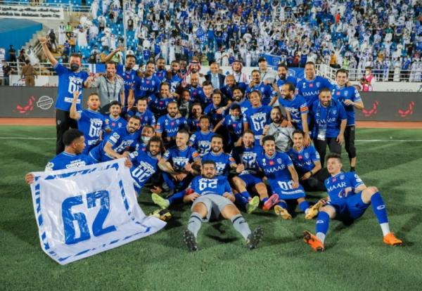 الهلال بطلاً  لدوري كأس الأمير محمد بن سلمان