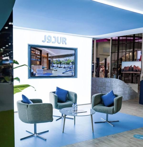 دور للضيافة تستعرض أحدث توسعاتها وخدماتها في معرض سوق السفر العربي