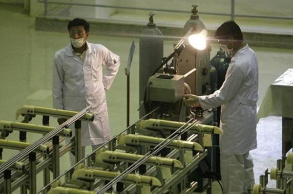 الطاقة الذرية الإيرانية: مستمرون في التخصيب بنسبة 60 %
