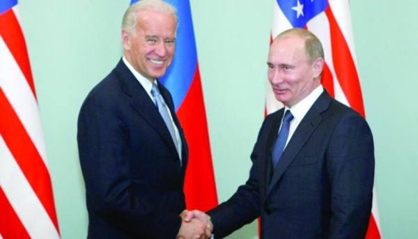 ترتيب لقاء بين بوتين وبايدن