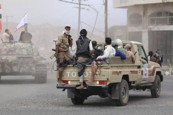 مقتل خبير عسكري لحزب الله بغارة للتحالف غرب مأرب