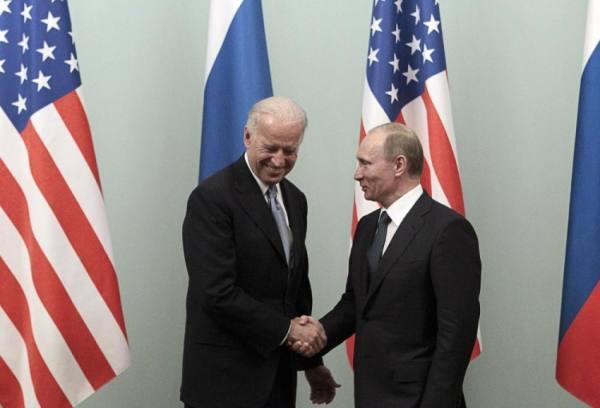 قمة أمريكية روسية في جنيف