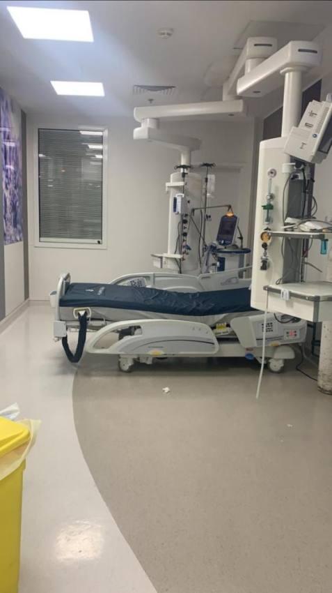 نقل الحالات الحرجة من مستشفى المدينة لتعطل الأكسجين