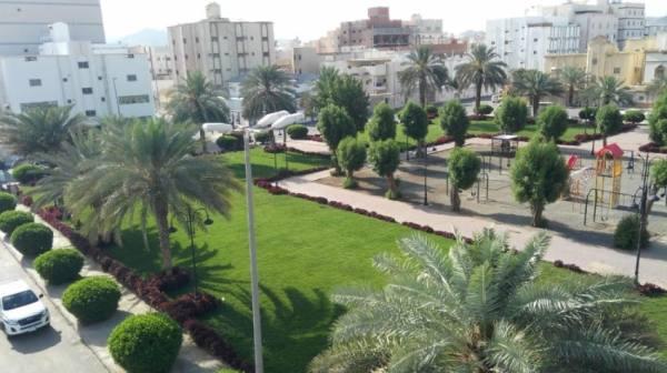 6 مليون ريال لصيانة حدائق مكة المكرمة