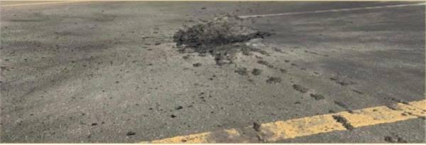 سقوط مقذوفات حوثية على قرية حدودية بجازان دون إصابات