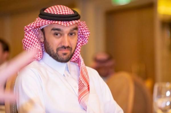 عبدالعزيز الفيصل يرأس الاجتماع الأول لمجلس الأولمبية السعودية الجديد