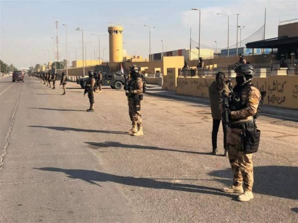 العراق.. الرئاسات الثلاث تدعو لحصر السلاح بيد الدولة