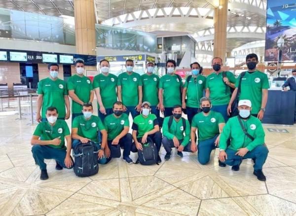الأخضر للرماية على الأطباق يستعد للعربية بـ14 لاعباً