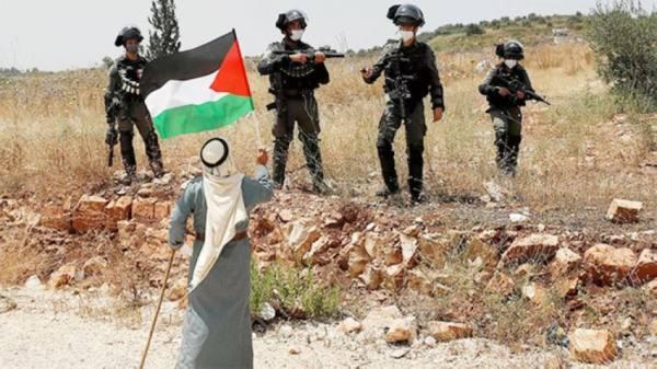 استشهاد فلسطيني على أيدي جنود إسرائيليين بالضفة الغربية
