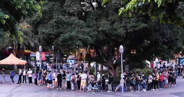 إغلاق حي كامل في الصين بسبب تفشي كورونا