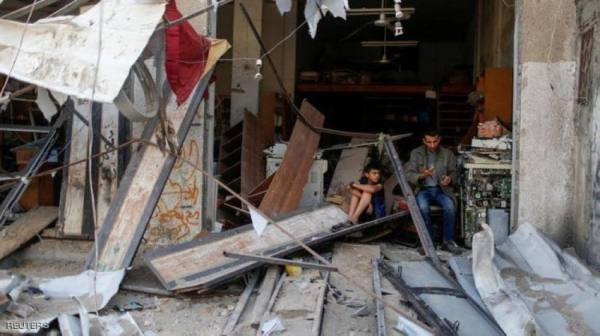 وقف إطلاق النار في غزة بوساطة مصرية بعد نزاع دام استمر 11 يوما