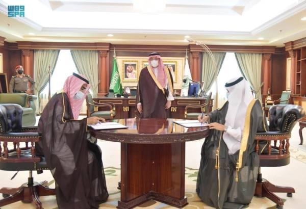 أمير جازان يشهد اتفاقيات بين فرع هيئة حقوق الإنسان وقطاعات بالمنطقة