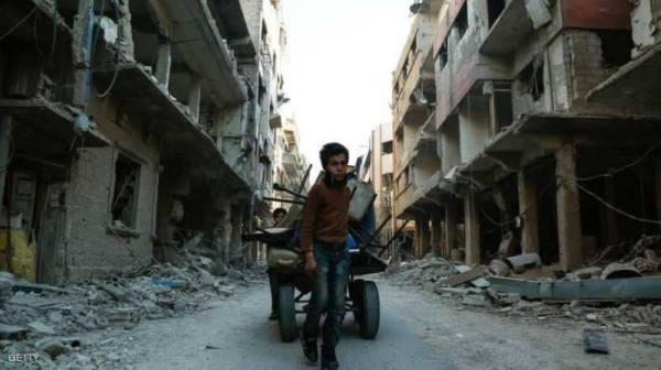 الحرب السورية : نصف مليون قتيل خلال عشر سنوات