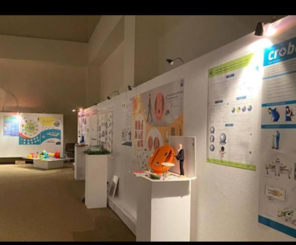 جامعة الأميرة نورة تنظم معرض