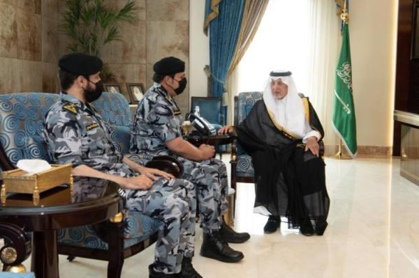 الفيصل يستقبل قائد القوات الخاصة لأمن الحج