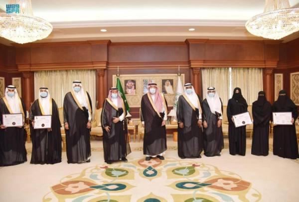 محمد بن ناصر يؤكد أهمية حصول جامعة جازان على الاعتماد البرامجي