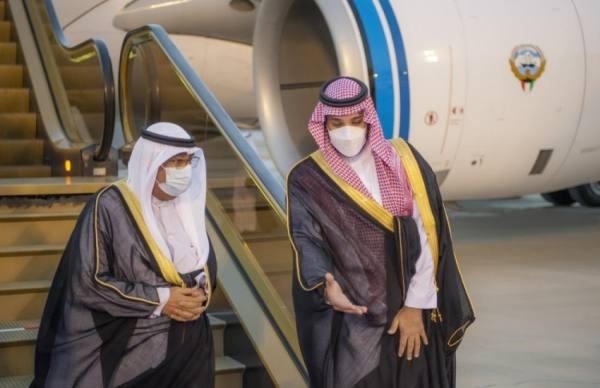 5 دلالات لزيارة ولي عهد الكويت للمملكة