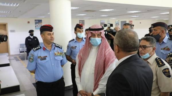التطعيم والفحص لدخول السعوديين للأردن..و