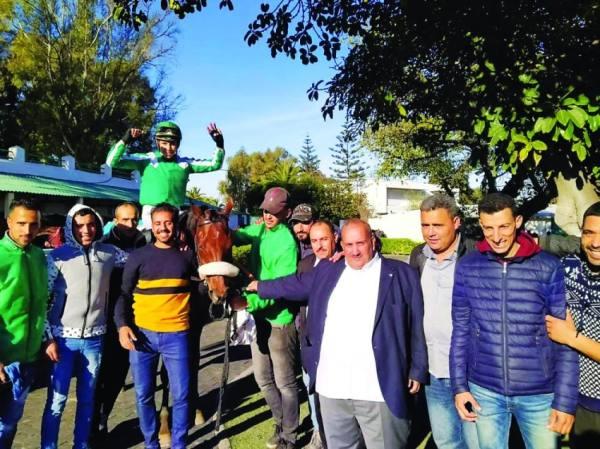 الإسطبل الأخضر يشرف الوطن ويحصد كأس محمد السادس
