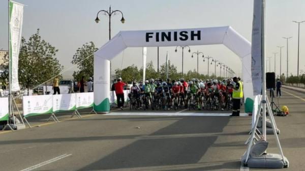 انطلاق بطولة كأس الاتحاد السعودي للدراجات للشباب بالباحة