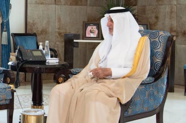 أمير مكة يستقبل مدير فرع وزارة الخارجية بالمنطقة