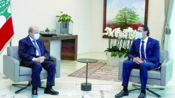 لبنان.. تراشق وتبادل اتهامات بين الرئاسة والحريري