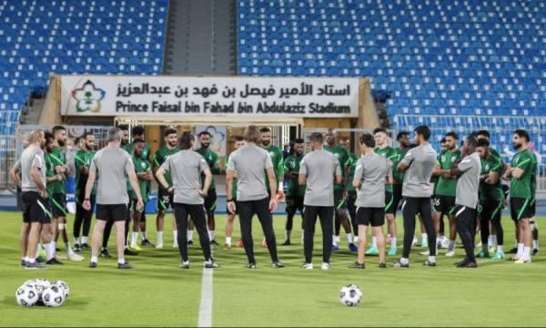 المنتخب السعودي يرفع استعداده للتصفيات المشتركة تحت قيادة رينارد